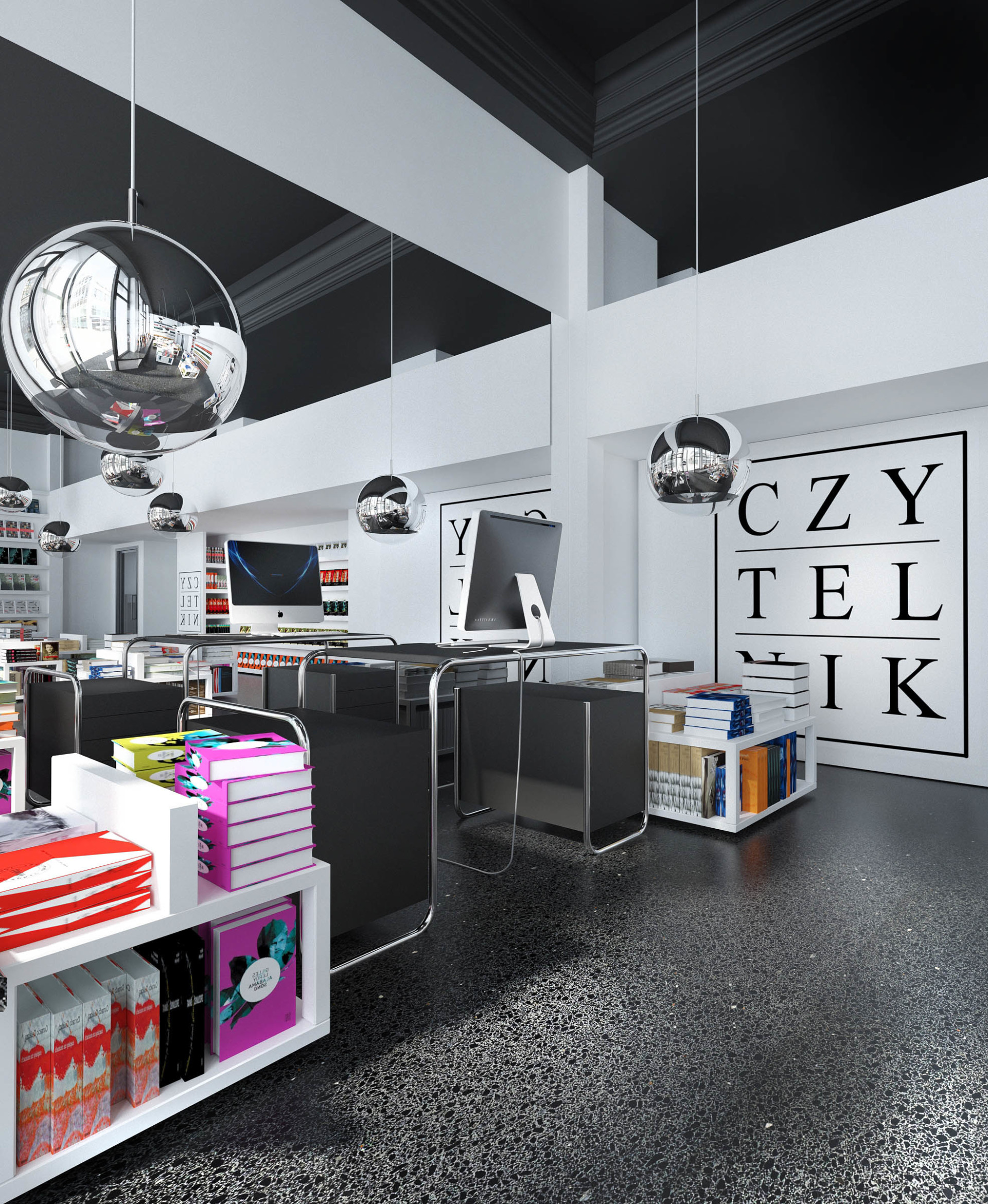 Kint Studio Księgarnia Czytelnik