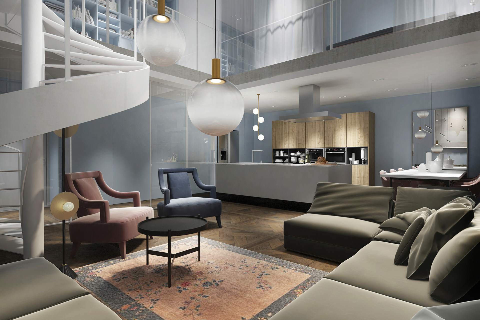 Kint Studio Apartament Teka